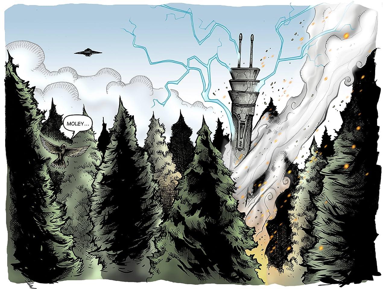 War of The Woods #2: Season 1