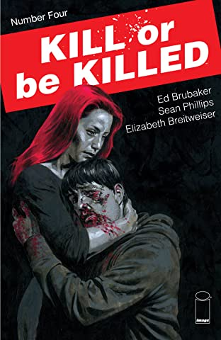 Kill Or Be Killed #4