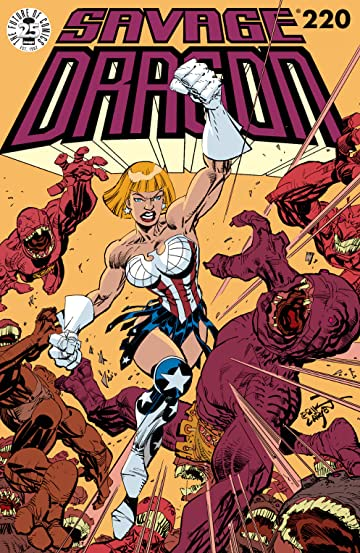 Savage Dragon #220
