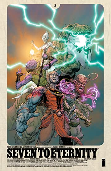 Seven To Eternity #3