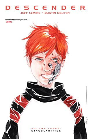 Descender Tome 3: Singularities
