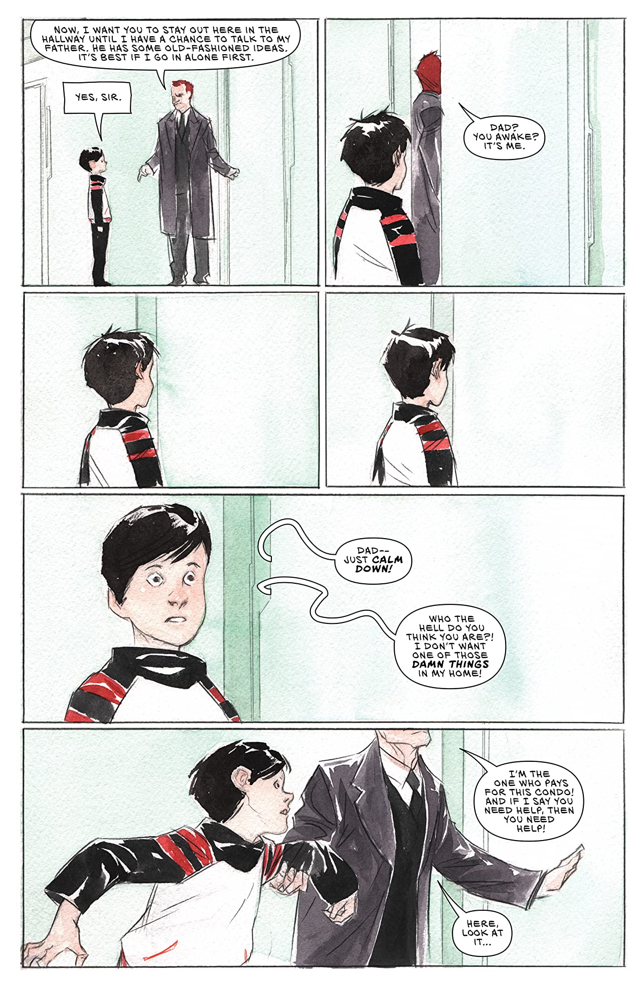 Descender Vol. 3: Singularities