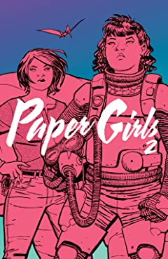 Paper Girls Vol. 2
