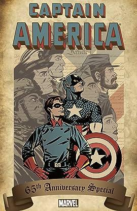 Captain America 65th Anniversary Special #1