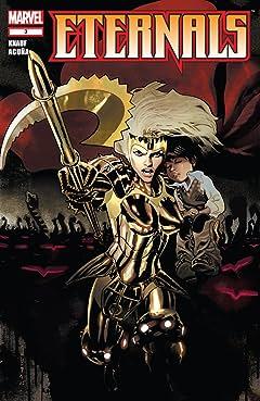 Eternals (2008-2009) #3