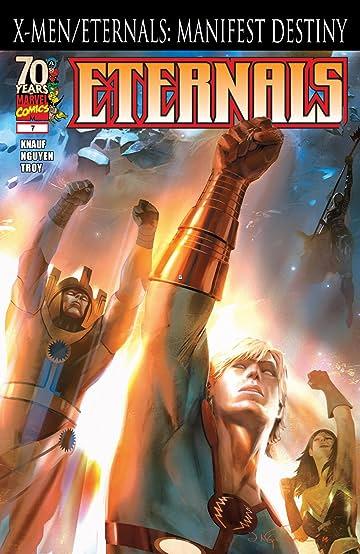 Eternals (2008-2009) #7