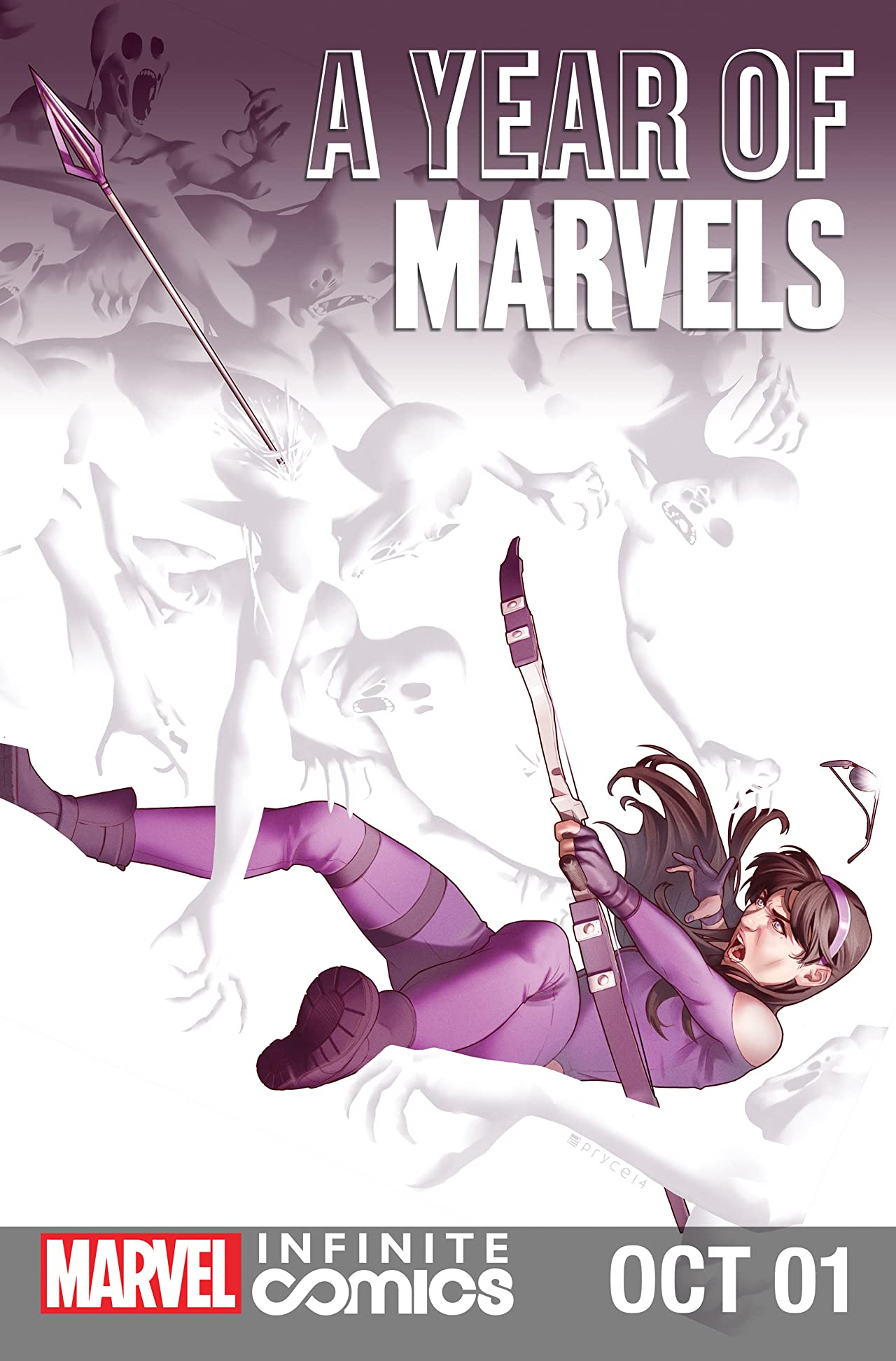 A Year Of Marvels: October Infinite Comic #1