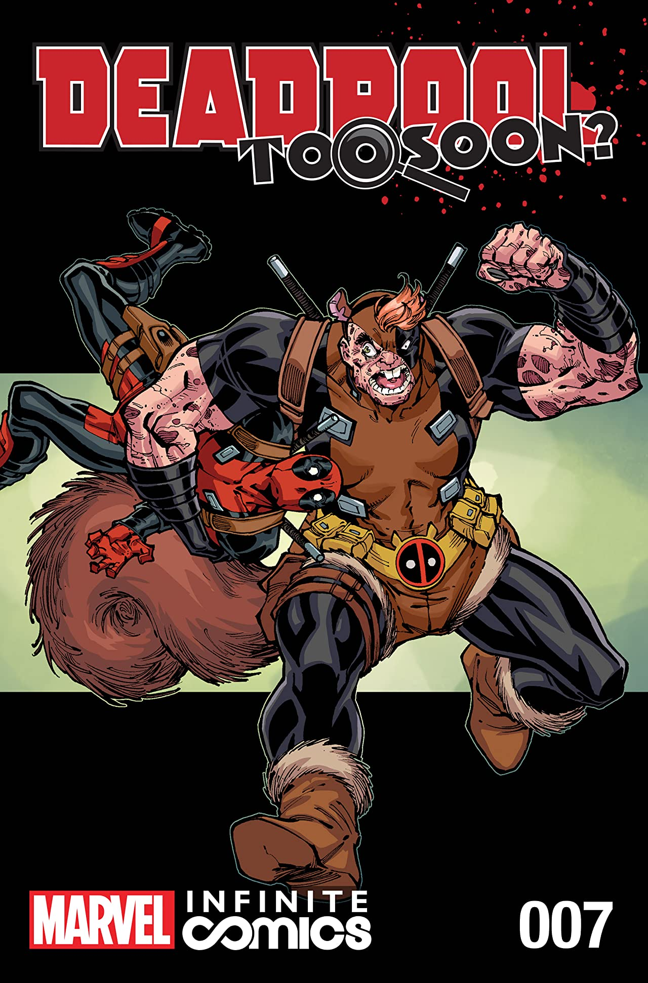 Deadpool: Too Soon? Infinite Comic #7 (of 8)