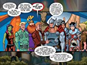 Guardians of the Galaxy: Awesome Mix Infinite Comic (2016-2017) #1