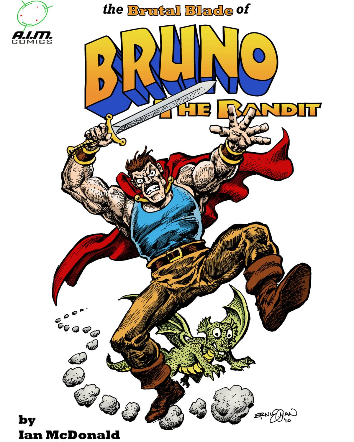 The Brutal Blade of Bruno the Bandit Vol. 1
