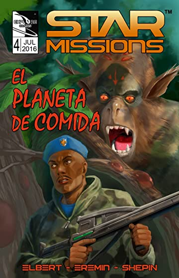 Star Missions - Spanish #4