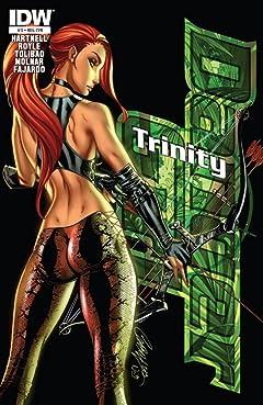 Danger Girl: Trinity #3 (of 4)