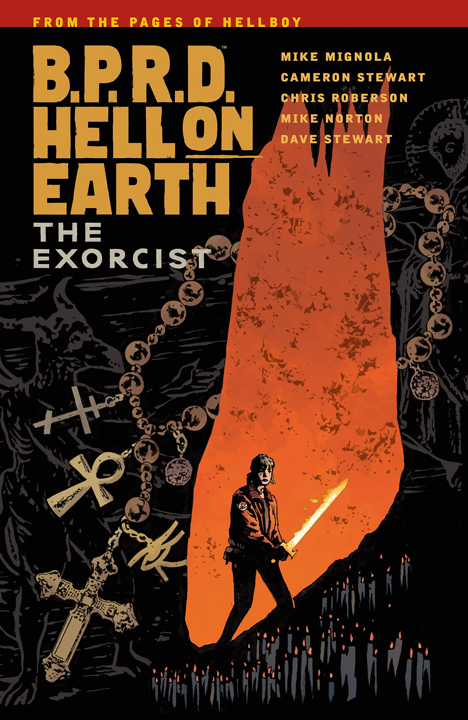 B P R D  Hell on Earth Vol  14: The Exorcist - (EU) Comics by comiXology