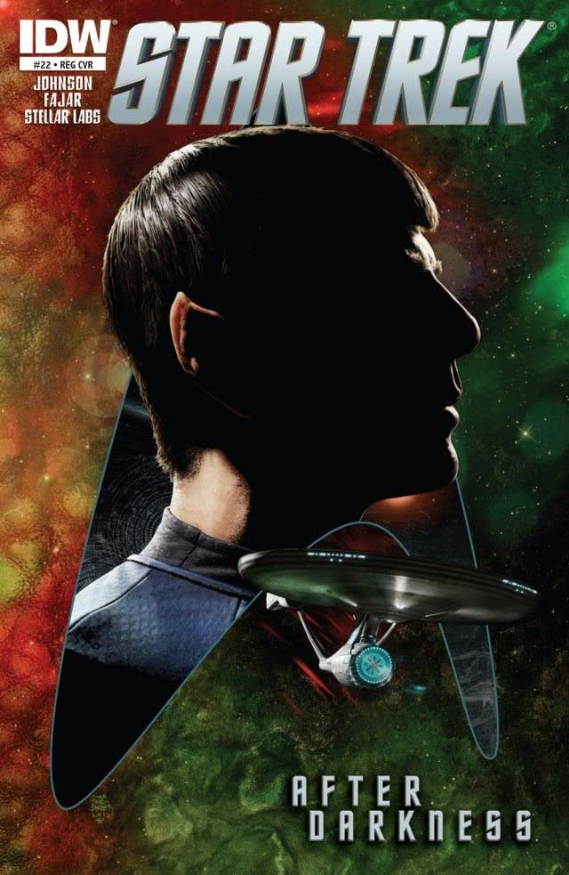 Star Trek (2011-) #22: After Darkness