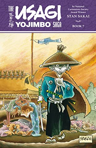 Usagi Yojimbo Saga Vol. 7