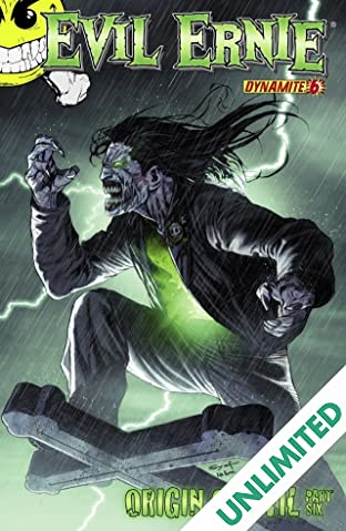 Evil Ernie #6: Digital Exclusive Edition