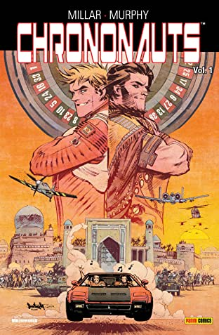 Chrononauts Vol. 1
