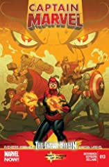 Captain Marvel (2012-2013) #13