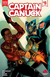 Captain Canuck (2015-) #9