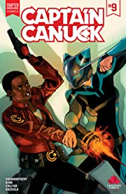 Captain Canuck (2015-) #9