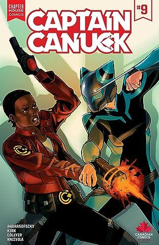 Captain Canuck (2015-) No.9