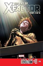 X-Factor (2005-2013) #258
