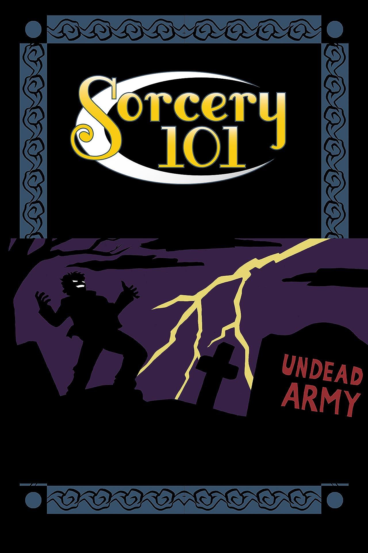 Sorcery 101 #37