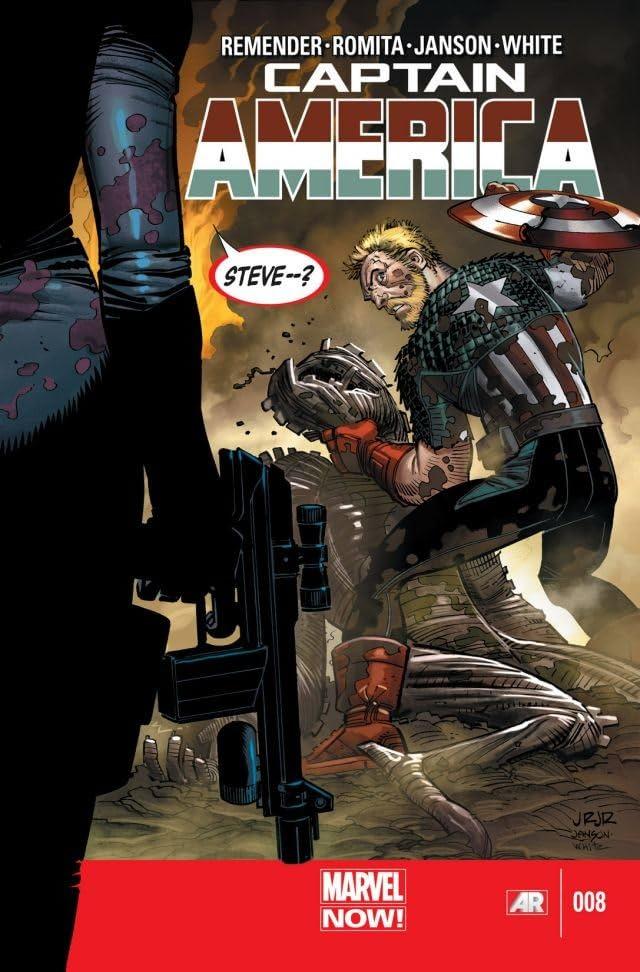 Captain America (2012-2014) #8