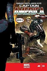 Captain America (2012-) #8
