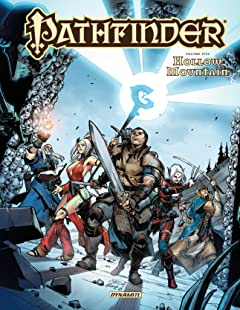 Pathfinder Tome 5: Hollow Mountain