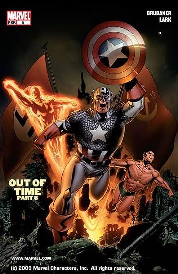 Captain America (2004-2011) #5