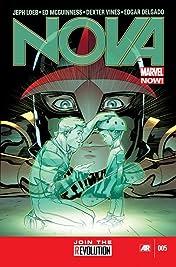 Nova (2013-2015) #5