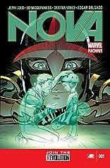Nova (2013-) #5