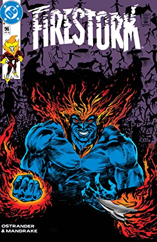 Firestorm: The Nuclear Man (1982-1990) #96