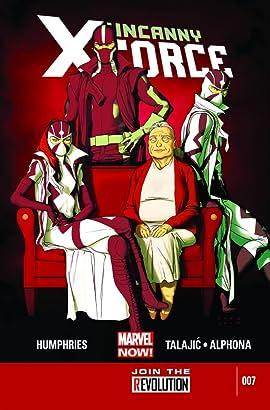 Uncanny X-Force (2013-2014) #7