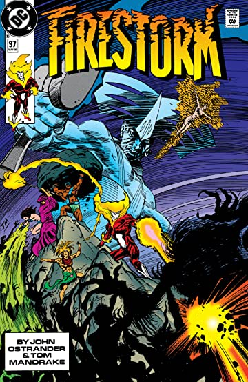 Firestorm: The Nuclear Man (1982-1990) #97