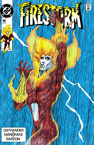 Firestorm: The Nuclear Man (1982-1990) #98