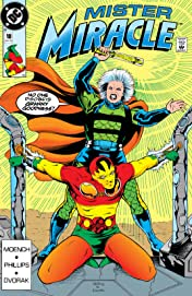 Mister Miracle (1989-1991) #18