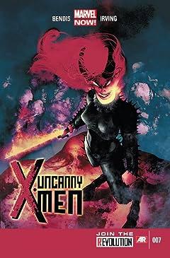 Uncanny X-Men (2013-2015) #7