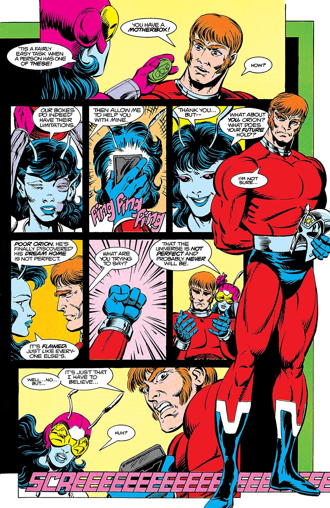 New Gods (1989-1991) #4