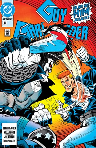 Guy Gardner: Warrior (1992-1996) #8