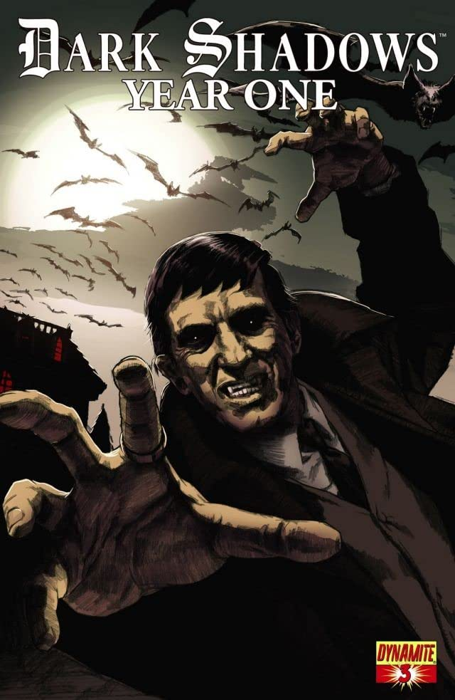Dark Shadows: Year One #3