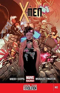 X-Men (2013-2015) #2