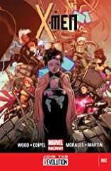 X-Men (2013-) #2