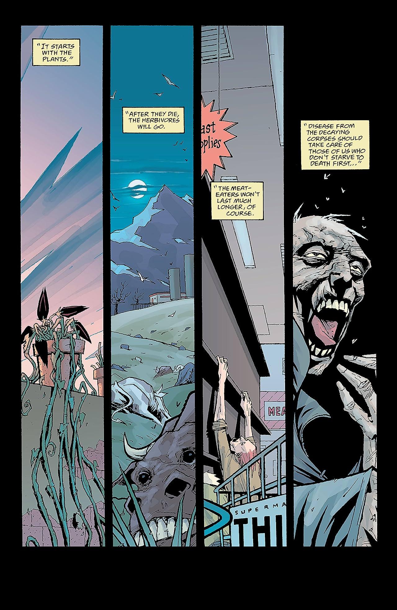 Swamp Thing (2000-2001) #13