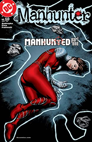 Manhunter (2004-2009) No.10