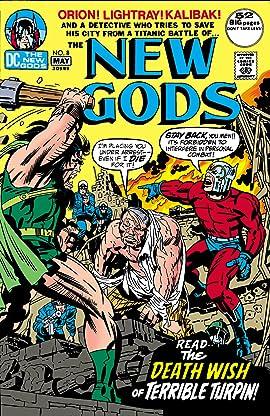 The New Gods (1971-1978) #8