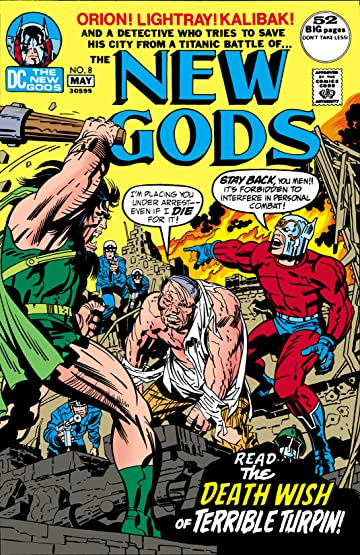 The New Gods (1971-1978) #8