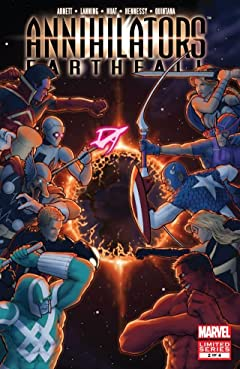 Annihilators: Earthfall #2 (of 4)
