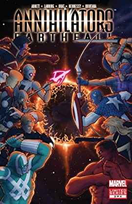 Annihilators: Earthfall #2 (of 4)